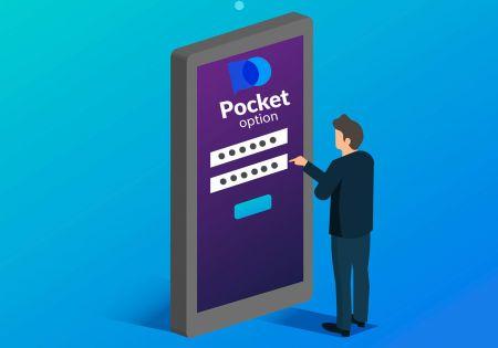 كيفية فتح حساب تداول في Pocket Option